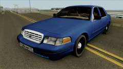 Ford Crown Victoria Elegant для GTA San Andreas