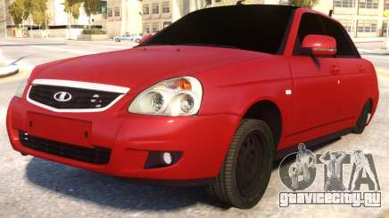 Lada Priora 2170 Low для GTA 4