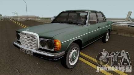 Mercedes-Benz 230 W123 1976 для GTA San Andreas