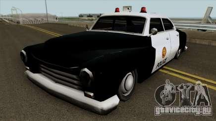 Old Police Car для GTA San Andreas