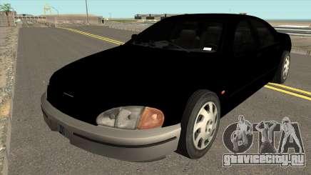 FBI Kuruma HD для GTA San Andreas
