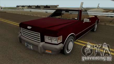 Idaho HD для GTA San Andreas