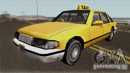 Echo Taxi Sa Style для GTA San Andreas