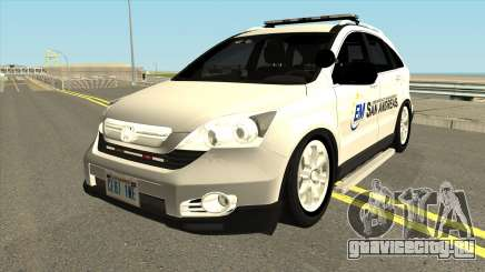 Honda CRV Emergency Management 2011 для GTA San Andreas