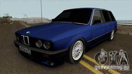 BMW 325i E30 Touring RUS Plates для GTA San Andreas