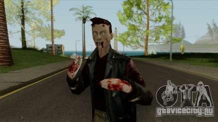 Zombie Claude для GTA San Andreas