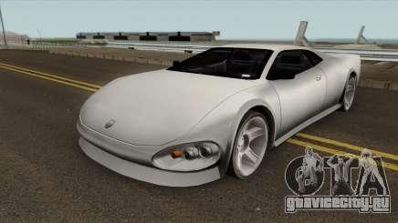 Infernus HD для GTA San Andreas