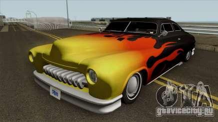 Cuban Hermes HD для GTA San Andreas