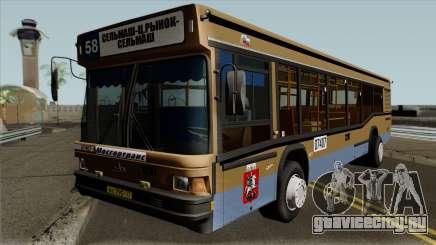 МАЗ 103.065 Сельмаш для GTA San Andreas