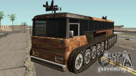Panzer Bus для GTA San Andreas