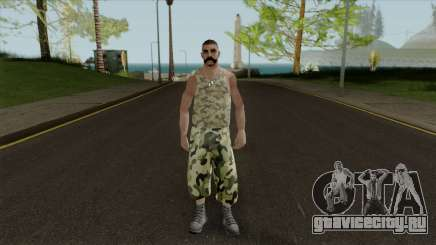 New Wmyammo для GTA San Andreas
