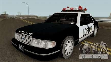 Police Car HD для GTA San Andreas