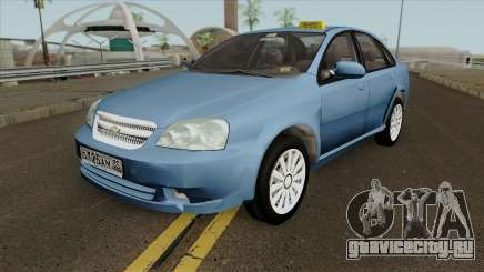 Chevrolet Lacetti 1.4 для GTA San Andreas