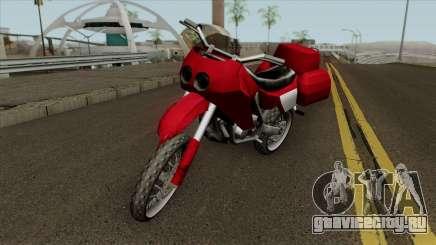 Journey Sanchez для GTA San Andreas