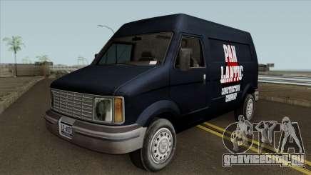 Pony HD для GTA San Andreas