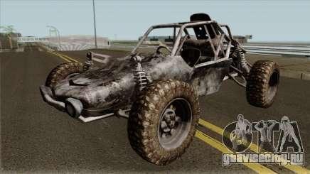 Playerunknown Battleground Buggy IVF для GTA San Andreas