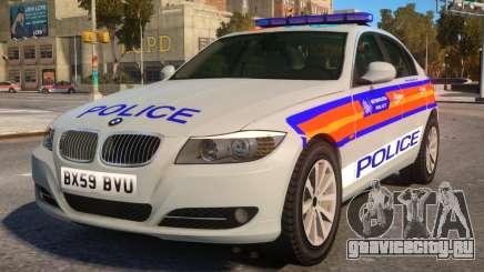 BMW M3 Series Saloon Area Car для GTA 4