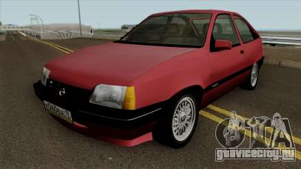 Opel Kadett E 1.8 1984 для GTA San Andreas