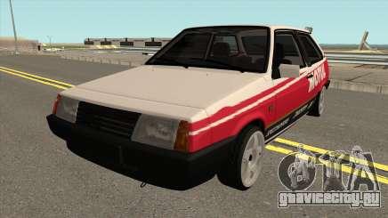 VAZ 2108 Motul для GTA San Andreas