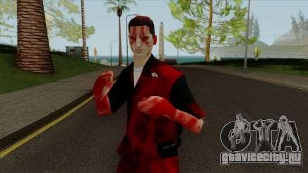 Зомби Lapd1 для GTA San Andreas