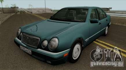 Mercedes-Benz E-Klasse W210 E200 CDI для GTA San Andreas