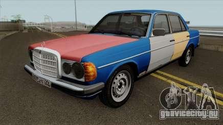 "Mercedes-Benz 230 W123 ""Ласточка"" для GTA San Andreas"