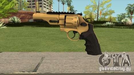Revolver R8 Gold для GTA San Andreas
