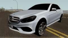 Mercedes-Benz E500 Gray для GTA San Andreas