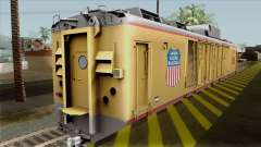 Union Pacific Turbine B для GTA San Andreas