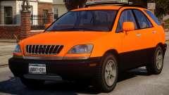 1999 Lexus RX 300 для GTA 4