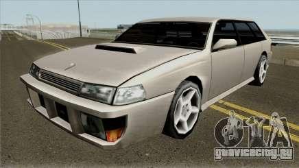 Sultan Hatchback для GTA San Andreas
