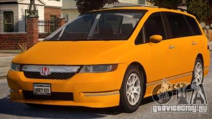 2006 Honda Odyssey для GTA 4