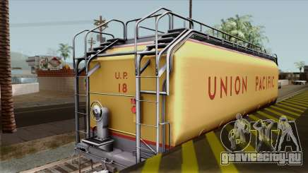 Union Pacific Turbine Tender для GTA San Andreas