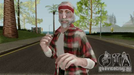 New The Truth для GTA San Andreas