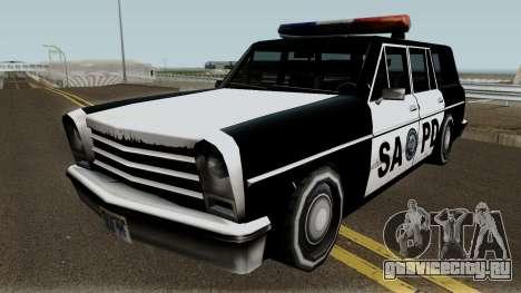 Perennial SAPD для GTA San Andreas