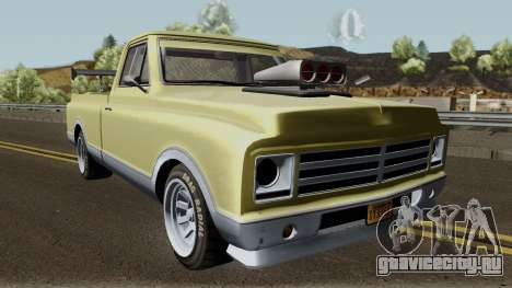 Declasse Yosemite GTA 5 для GTA San Andreas