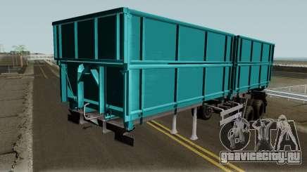МАЗ Farming Simulator 2015 для GTA San Andreas