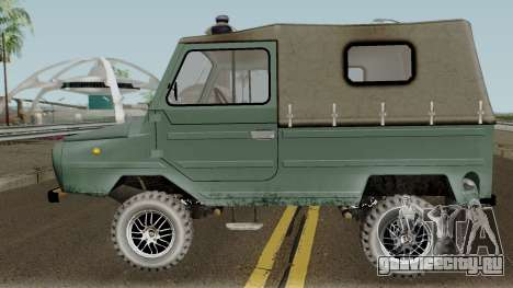 ЛуАЗ-969М v3 для GTA San Andreas вид слева