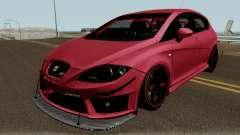 Seat Leon Cupra R HQ для GTA San Andreas