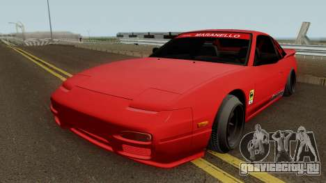 Nissan 180sx Autongraphic 1996 для GTA San Andreas