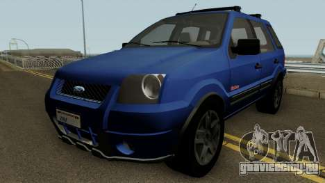 Ford EcoSport 2007 для GTA San Andreas