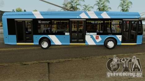Тролза 5265.08 Мегаполис Санкт-Петербург для GTA San Andreas вид сзади
