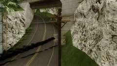 3D Telegraph (MipMap) v1 для GTA San Andreas