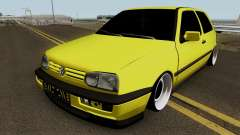 Volkswagen Golf 3 Stanced v2 для GTA San Andreas