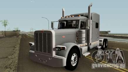 Peterbilt 389 ATS HQ для GTA San Andreas