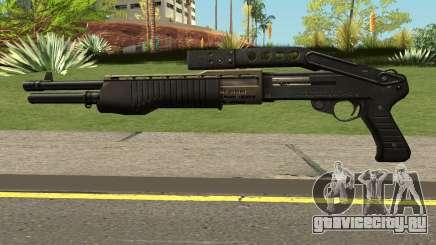 SPAS-12 HQ (Witch HD Original Icon) для GTA San Andreas