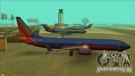 Юго-Западный 737-800 Авиакомпании  для GTA San Andreas