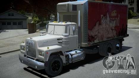 Mack R-600 для GTA 4