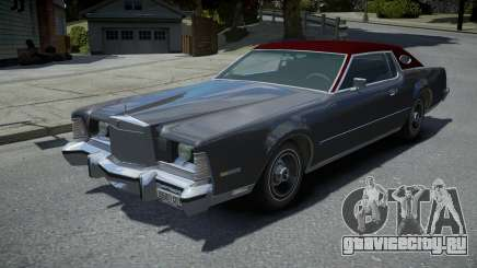 Lincoln Continental Mark IV 1974 для GTA 4