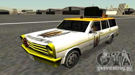Juank Воздуха Динка Многолетник С Значки И Массовка для GTA San Andreas